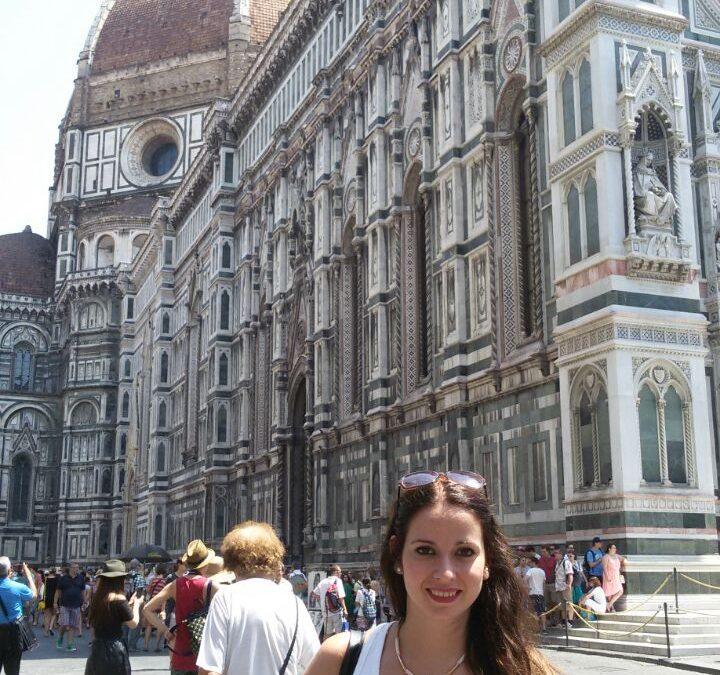 Florencia, una experiencia que promete ser preciosa e inolvidable